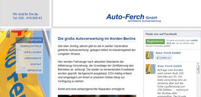 Auto Ferch GmbH