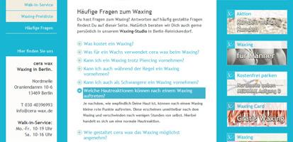 Cera Wax - Waxing in Berlin.