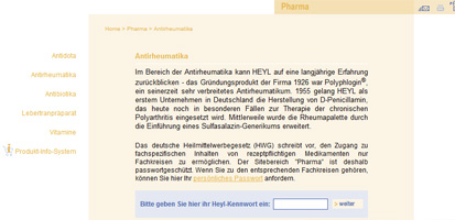 HEYL Chem.-pharm. Fabrik GmbH und Co. KG