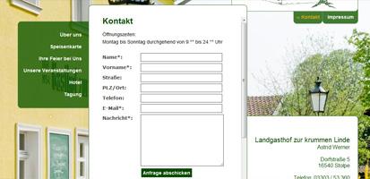 Restaurant Krumme Linde