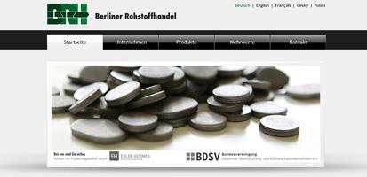 Berliner Rohstoffhandel